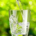 L'acqua come dimagrante